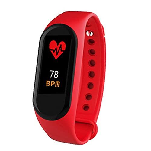 OWENRYIN Pulsera inteligente IP67, impermeable, reloj deportivo con monitor de sueño, podómetro, modos de deporte, para hombres, mujeres, niñas y niños, podómetro, reloj para niños