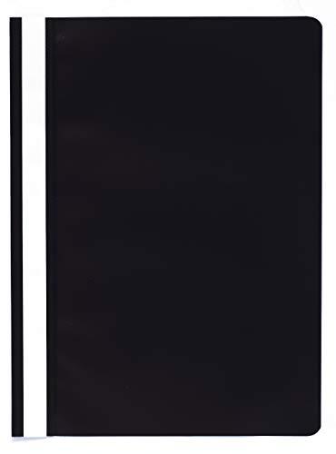 Subcarpetas A4 Negra Marca Exacompta