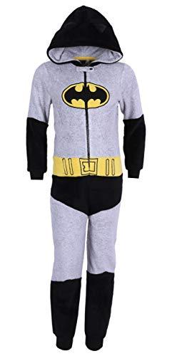 Batman -:- DC COMICS Pijama Gris Pieza 3-4 Años 104