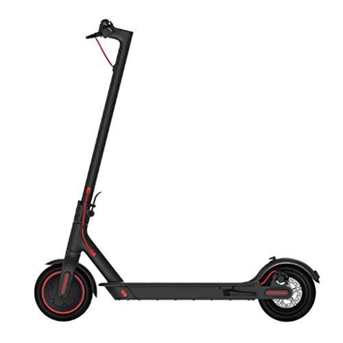 Folding Commuting Elektroroller 8.5' Luft gefüllt Reifen 18 Miles weiträumige 350W Motor E-Scoote for Erwachsene...