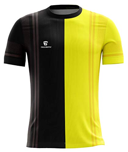Triumph Football and Soccer Jerseys for Men Size