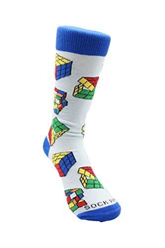 Puzzle Cubos  marca Sock Panda