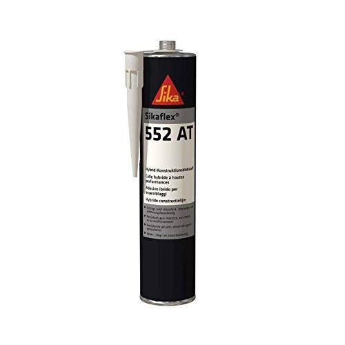 SikaFlex-552 AT - Hybrid-Mehrzweckkleber - Sika - 300 ml kartusche, Weiß
