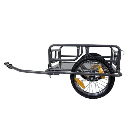 Bike Original - Remolque de Transporte de mercancías de Acero