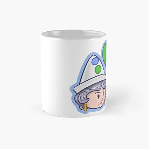 Taza clásica Get Bent | El mejor regalo divertidas tazas de café de 325 ml