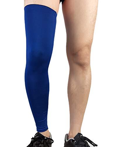 Rodilleras Antideslizante Uniforme de Presión Tejido Transpirable para Mujer Y Hombre para Motocross, Voleibol, Bicicleta, Baloncesto (1 Pieza)