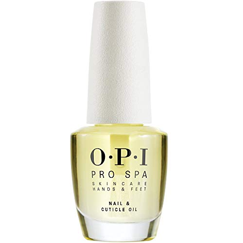 OPI Pro Spa - Aceite Hidratante para Uñas y Cutículas, Formato Pequeño 4.8 ml