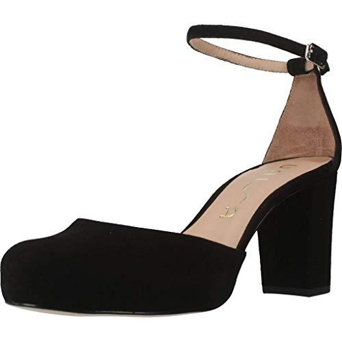 Unisa Mädchen Sandaletten schwarz (15) 39