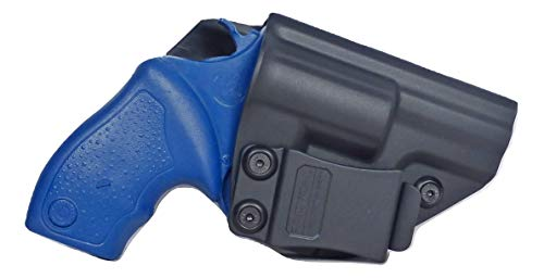 Tactical Scorpion Gear Concealed Inside Pants IWB Polymer Holster: Fits Taurus 85 and S&W 637 642 638 43 442 Revolvers