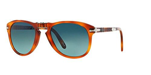 Gafas de sol «Steve MacQueen» de Persol, 0714S Brown tortoise 96/S3 Krystal Polarized Συλλεκτική 54