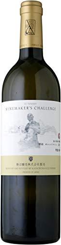 勝沼醸造 ワインメーカーズ・チャレンジ 甲州オレンジワイン 裕の琥珀の時間 2017 750ml