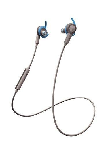 Jabra Sport Coach Wireless In-Ear-Kopfhörer (Stereo-Headset, Bluetooth 4.0, NFC, Freisprechfunktion) blau