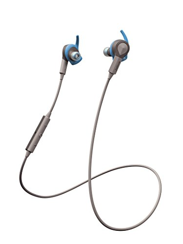 Jabra Sport Coach Wireless In-Ear-Kopfhörer (Stereo-Headset, Bluetooth 4.0, NFC, Freisprechfunktion) blau