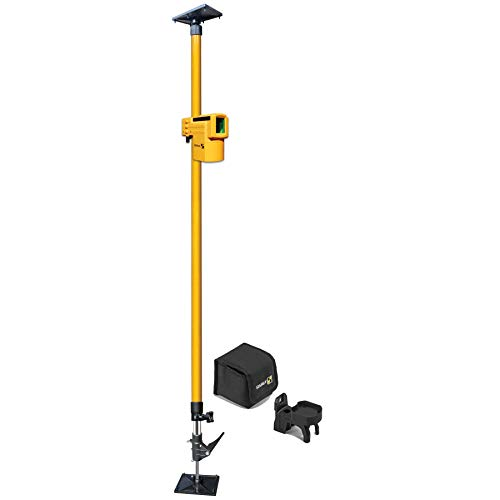 Stabila LAX 50 G green beam cross line laser with telescopic mount Simple. Better. Visible. The cost-efficient all around laser with bright green laser lines