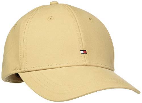 Tommy Hilfiger Herren BB Recycled Baseball Cap, Braun (Tiger's Eye 275), One Size (Herstellergröße: OS)