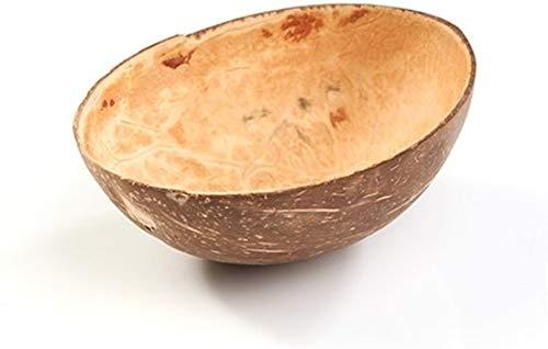 Kokosnoot kom ovaal (10 stuks)