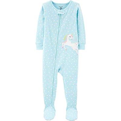 Carter's Baby Girls' 1 Pc Cotton 331g244 (5T, Blue/Pegasus)