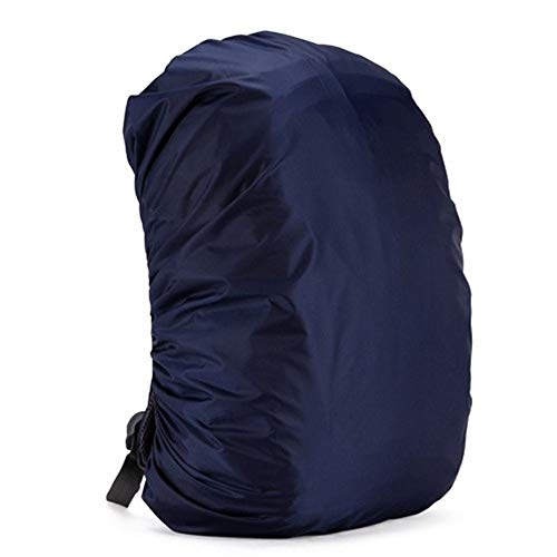 Roquorl 35-80L impermeable mochila cubierta, camping senderismo mochila cubierta de lluvia, mochila a prueba de polvo cubierta de lluvia, cubierta de lluvia equipo