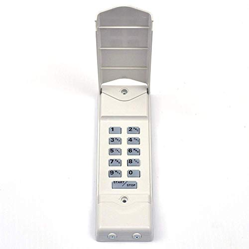 MDTK Linear Wireless keypad mega Code DNT00058 Replaced By Linear LPWKP Mega Code Wireless Keypad Linear DNT00058 318 MHz (MDTK)