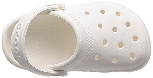 クロックス コースト クロッグ キッズ 204094 White C12 18.5 cm
