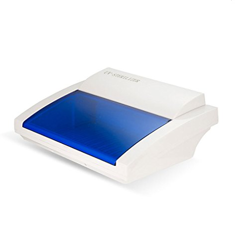 Stérilisateur Boîte UV de désinfection, appropriée Ciseaux, Bouteilles de bébé, Jouets, Serviettes,sous-vêtements et à d'autres Petits Objets