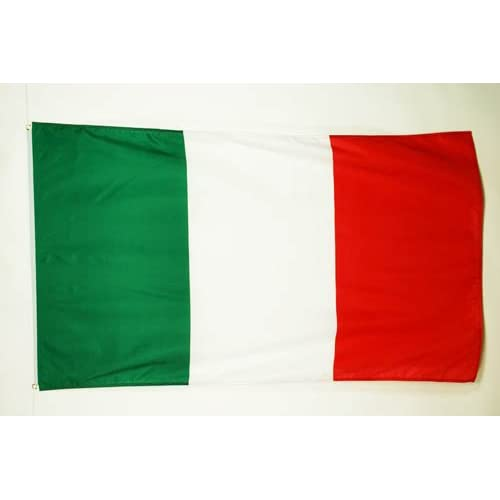 AZ FLAG Bandiera Italia 90x60cm - Bandiera Italiana 60 x 90 cm