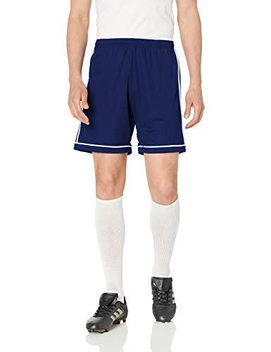 adidas pantalones cortos de fútbol Squadra 17de hombre - S1706GHTM400, azul oscuro(Dark Blue/Mystery Blue)