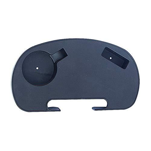 unknow Growrak - Bandeja de mesa auxiliar para aperitivos, reclinable, soporte para tazas para exteriores, playa, camping