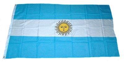 Fahne / Flagge Argentinien NEU 150 x 250 cm Flaggen