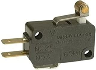 HONEYWELL S&C V15T16-CZ100A05-K MICRO SWITCH, ROLLER LEVER SPDT 16A 250V (1 piece)
