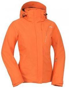 KJUS Lasse Ladies Ray JKT. red orange - 42