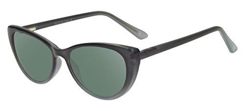 zerOne five - Gafas de sol modelo Brich forma clásica de...