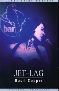Jet-Lag (Linford Mystery Library (Large Print)) 0786268433 Book Cover