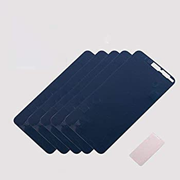 CENTAURUS Replacement for ZTE Z983,Z981 LCD Frame Adhesive  5pcs  Front Housing Glue Double-Sided Sticker Tape ZTE Blade X Max Z983 / ZMax Pro Z981 6.0