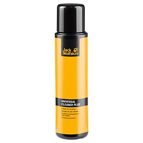 Jack Wolfskin onderhoudsproduct Universal Cleaner Plus, transparant, 9 x 9 x 19 cm, 0,3 liter