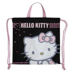 Hello Kitty - SAC POCHE HELLO KITTY heart 35 cm