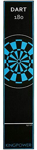 Dart Matte Dartteppich Turnier Matte Dartmatte Darts 2 Größen Kingpower, Auswahl:Design 10 - 290 x 60 cm