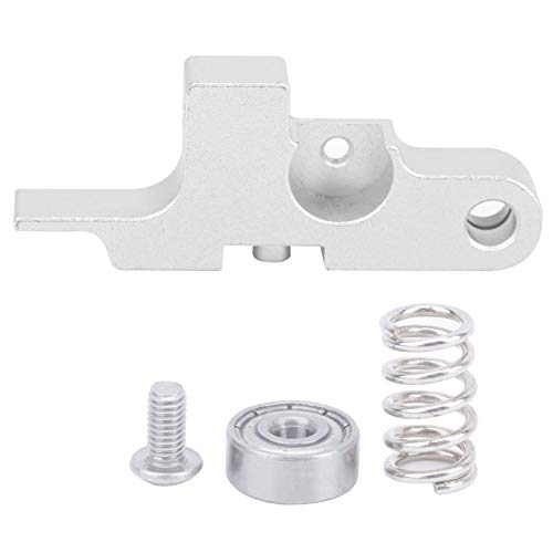 Extruder Idler Arm, Extruder Idler Arm Accessory, Aluminum Alloy Practical DIY Requirements Building Industrial Industrial Application for 3D Printer