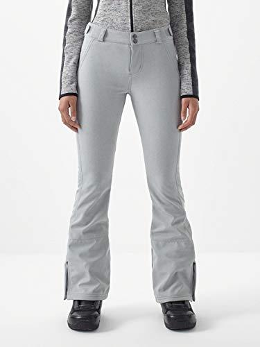 O'Neill Damen Spell Pants Skihose, Silver Melee, S