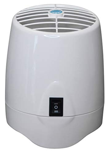 DevLon NorthWest Aromatherapy Fan Diffuser with Cartridge for Essential Oils - Home, Office, Massage