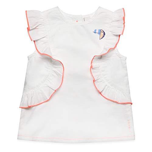 ESPRIT KIDS Bluzka dla dziewczynek, biały (white 010), 68 cm