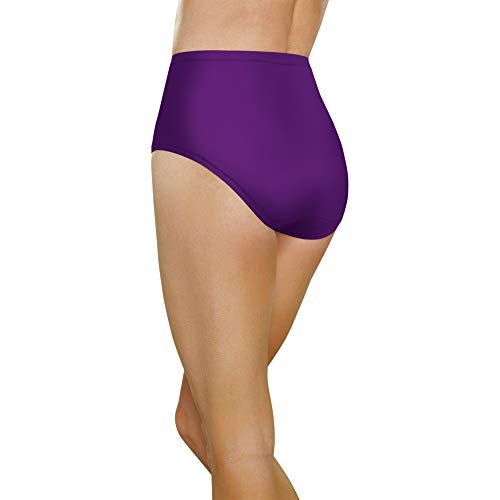 Fruit-of-the-Loom-Womens-Tag-Free-Cotton-Brief-Panties-Regular-Plus-Size