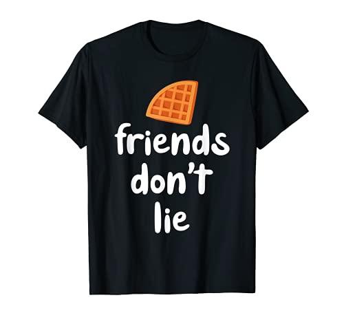 Friends Dont Lie Camiseta Fandom para niños y niñas, hombre y mujer Camiseta