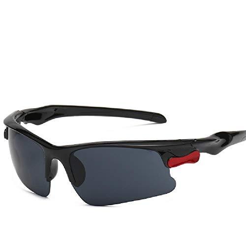 Nobrand Las gafas de sol de ciclismo para exteriores viajan y juegan gafas de sol de tendencia general para hombres y mujeres