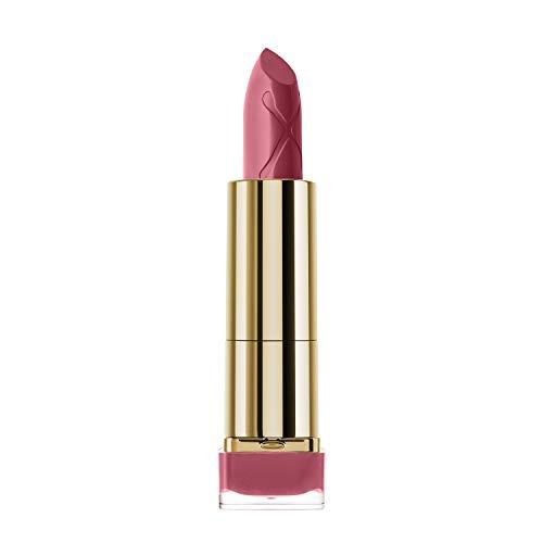 Max Factor Colour Elixir Lipstick Rosewood 030, Pflegender Lippenstift, Der Mit Einem Brillanten, Intensiven Farbergebnis Begeistert, Fb. 030 Rosewood