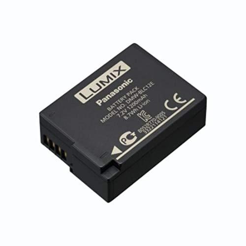 Panasonic Original Akku für Panasonic LUMIX DMC-G5K, Camcorder/Digitalkamera Li-Ion Batterie