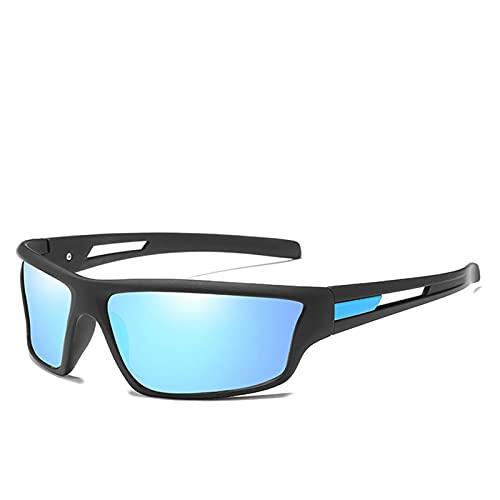 Gafas de sol polarizadas Hombres de manejo de hombres deportes al aire libre para hombres de lujo diseñador de marca Oculos Conducción Eyewear UV400 Gafas de sol polarizadas Hombres frescos para mujer