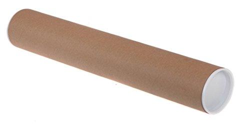 Large Cardboard Postal Tubes Large Diameter B0 - 1046mm L x 152mm. 10...