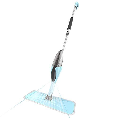 GJC Mopp-Spray-Mikrofaser-Handverstellbarer Griff-Reiniger Für Das Marmorfliesen-Laminat-Keramisches