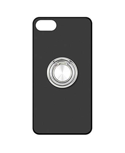 Sunrive Funda para XIAOMI MI 5, Silicona Mate Gel Carcasa Case Bumper Anti-Arañazos Espalda Cover Anillo Kickstand 360 Grados Giratorio(A2 Plateado) + 1 x Lápiz óptico